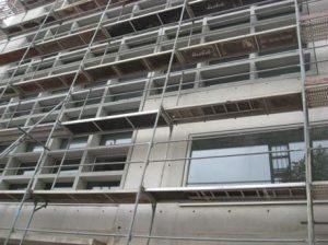 Fassade: Gesamteindruck