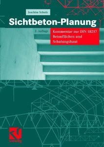 Buch Sichtbeton-Planung